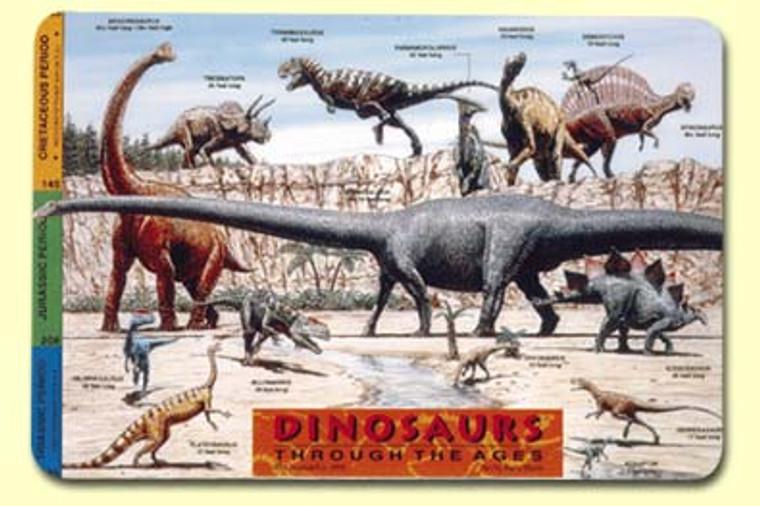 Placemat Dinosaurs