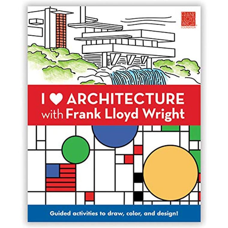 I Heart Architecture Activity Book