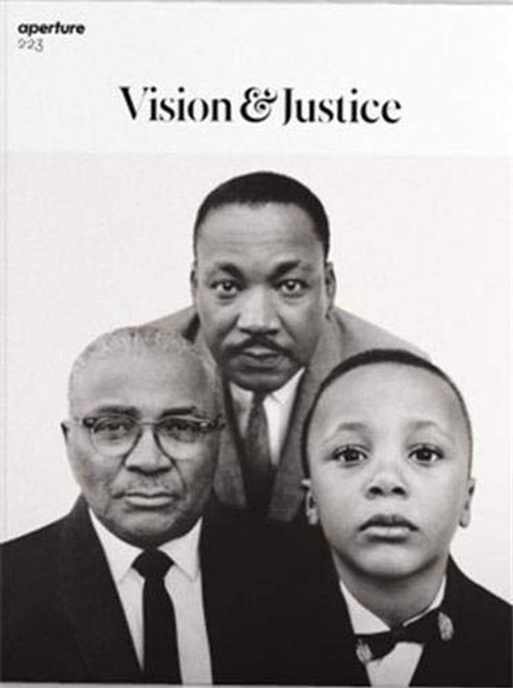 Vision & Justice: Aperture 223; Avedon Cover
