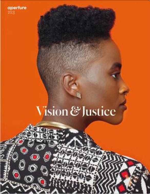 Vision & Justice: Aperture 223; Erizku Cover Image