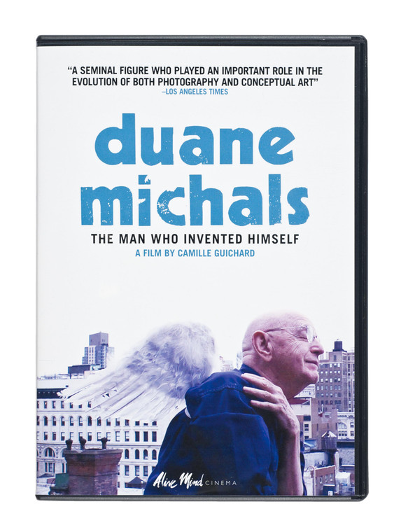 Duane Michals Storyteller DVD Documentary by Camille Guichard.