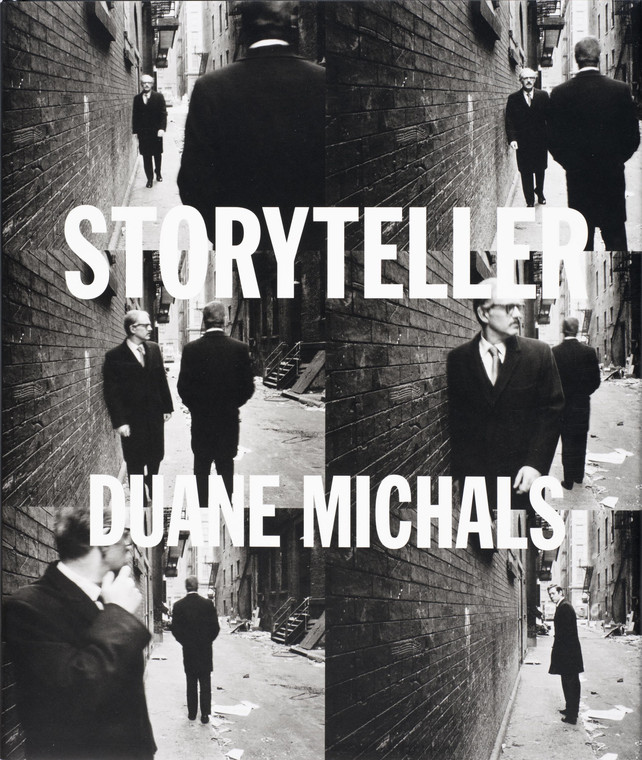 Storyteller by Duane Michals - soft and hard cover