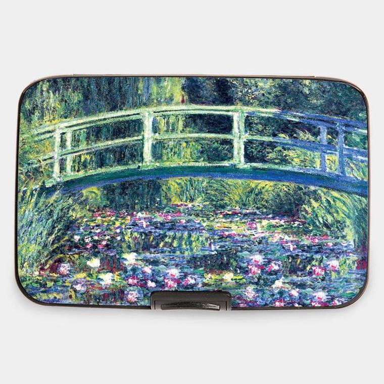 Monet Bridge Armored Wallet