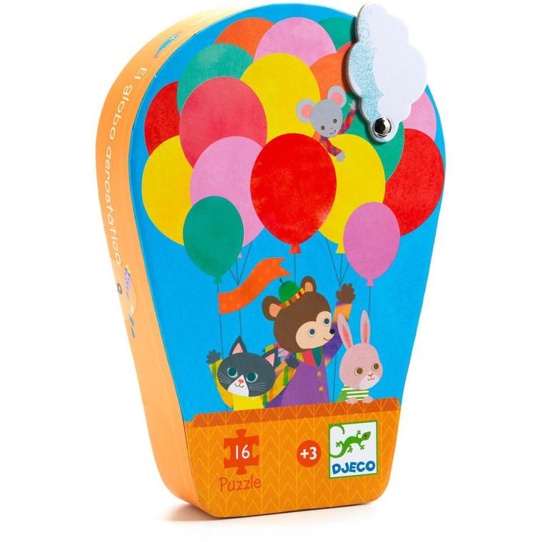 36-Piece Hot Air Balloon Puzzle