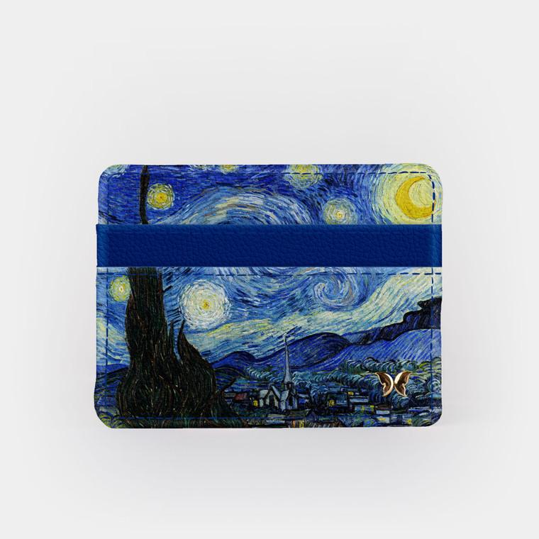 Starry Night Slim Wallet