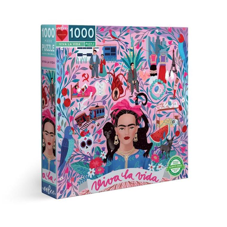 Viva la Vida 1000 Piece Puzzle