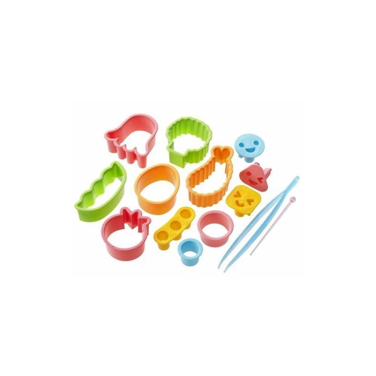 Bento Box Food Cutter Set