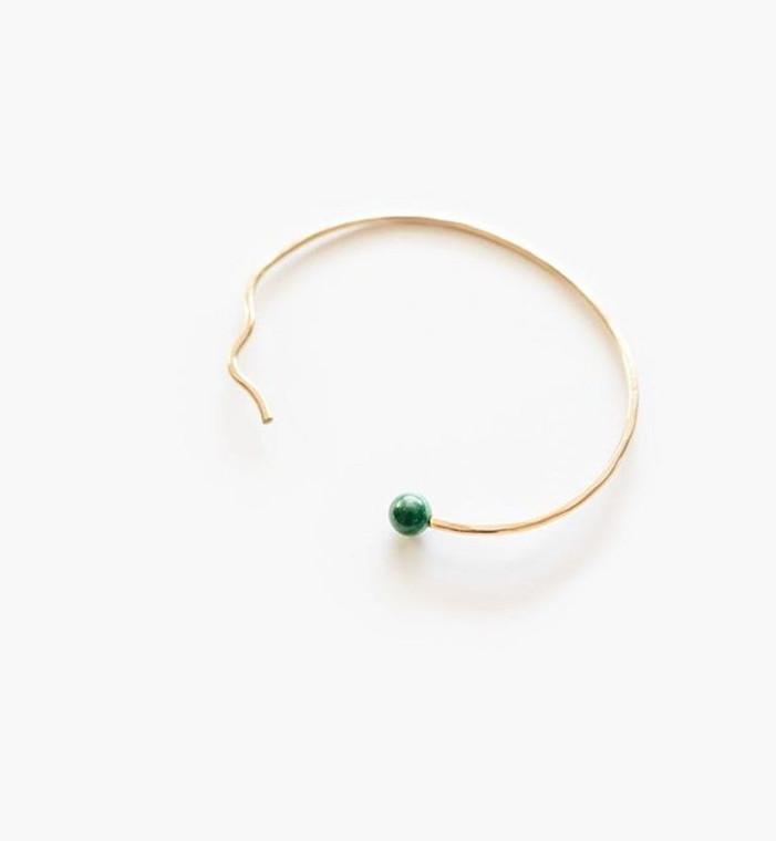 Wave Gold Bracelet