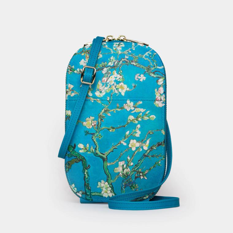 Monarque Crossbody Bag in Almond Blossom - Front