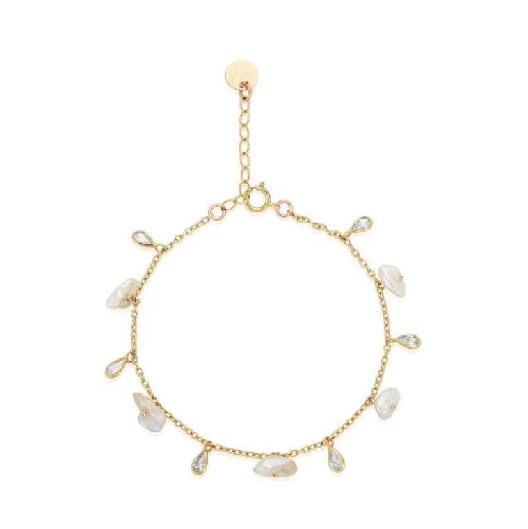 Rio Bracelet Gold-Filled