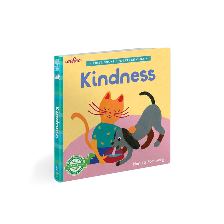 First Books for Little Ones Kindness, board book 16 pages.