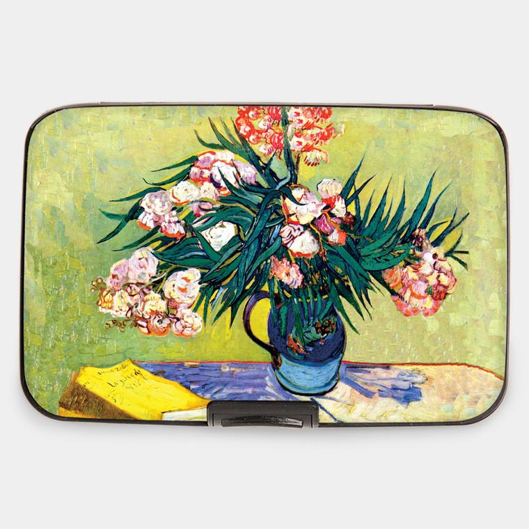 Van Gogh Oleanders Armored Wallet