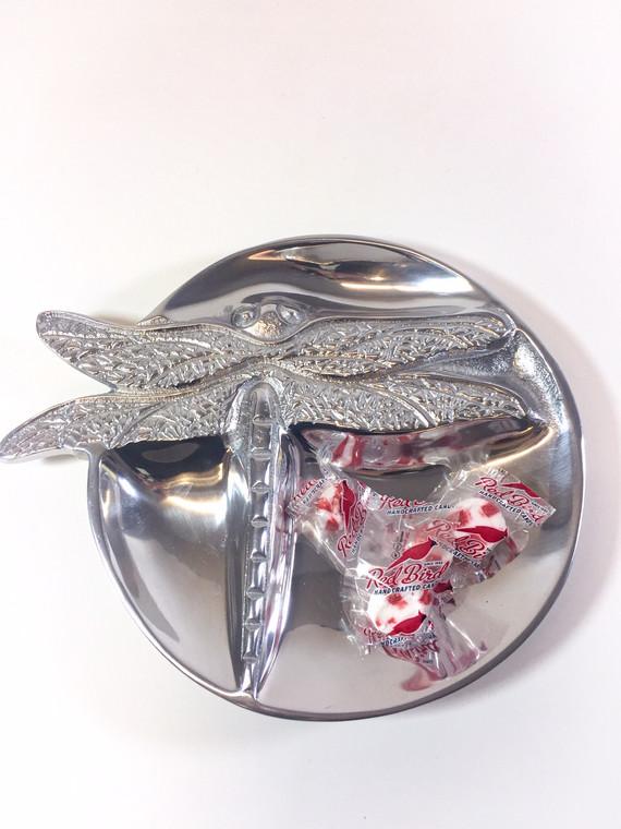Aluminum dragonfly tray