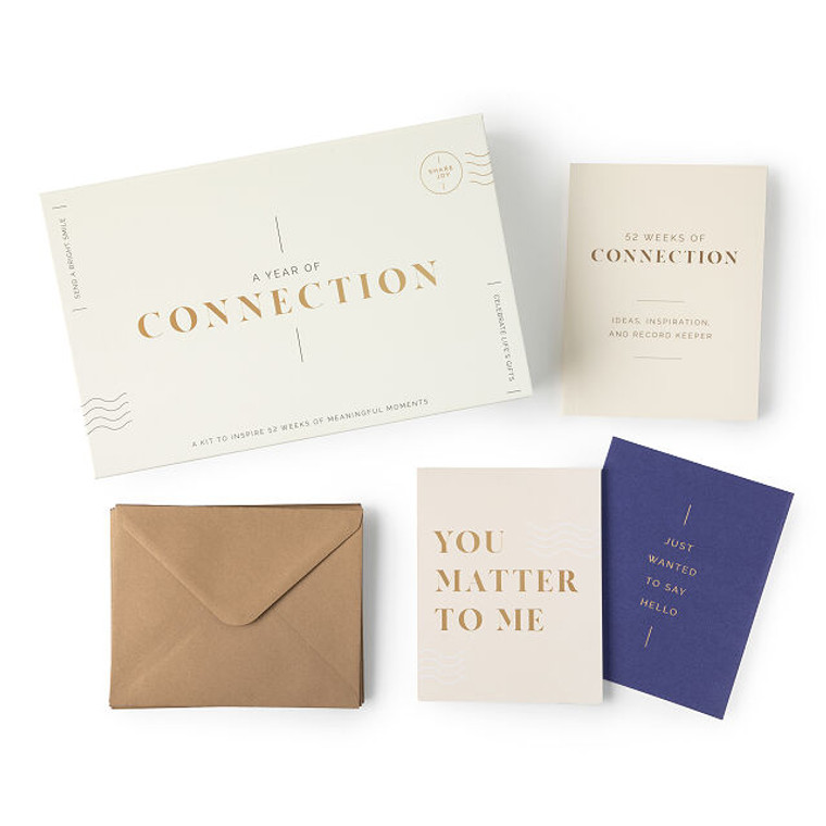 A Year of Connection Stationery Set