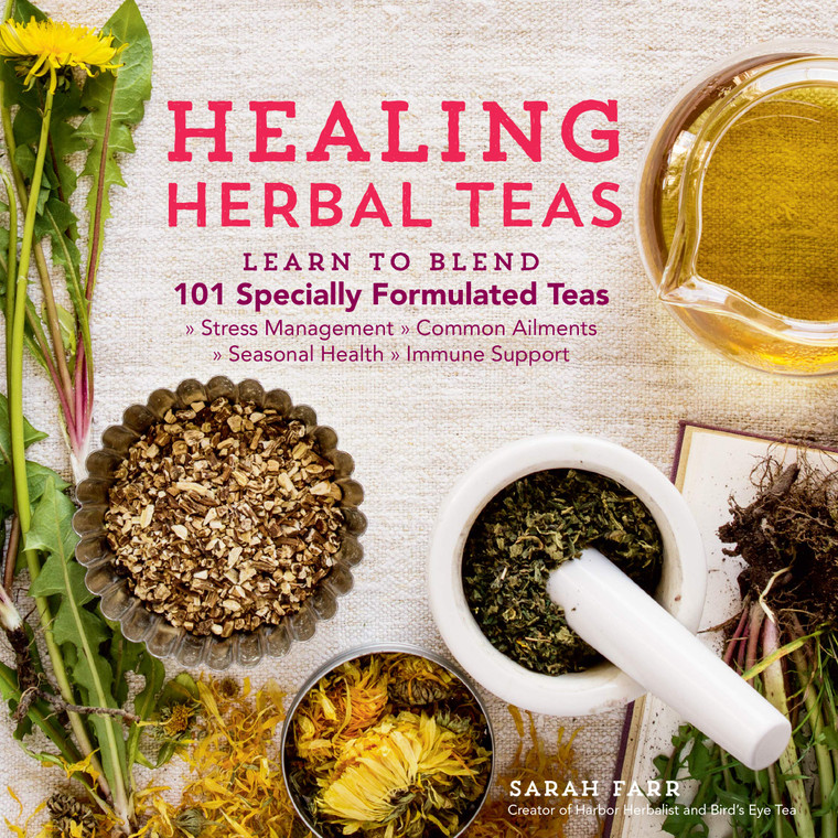 This book is an enchanting and delectable guide to blending and brewing power-packed herbal teas at home.