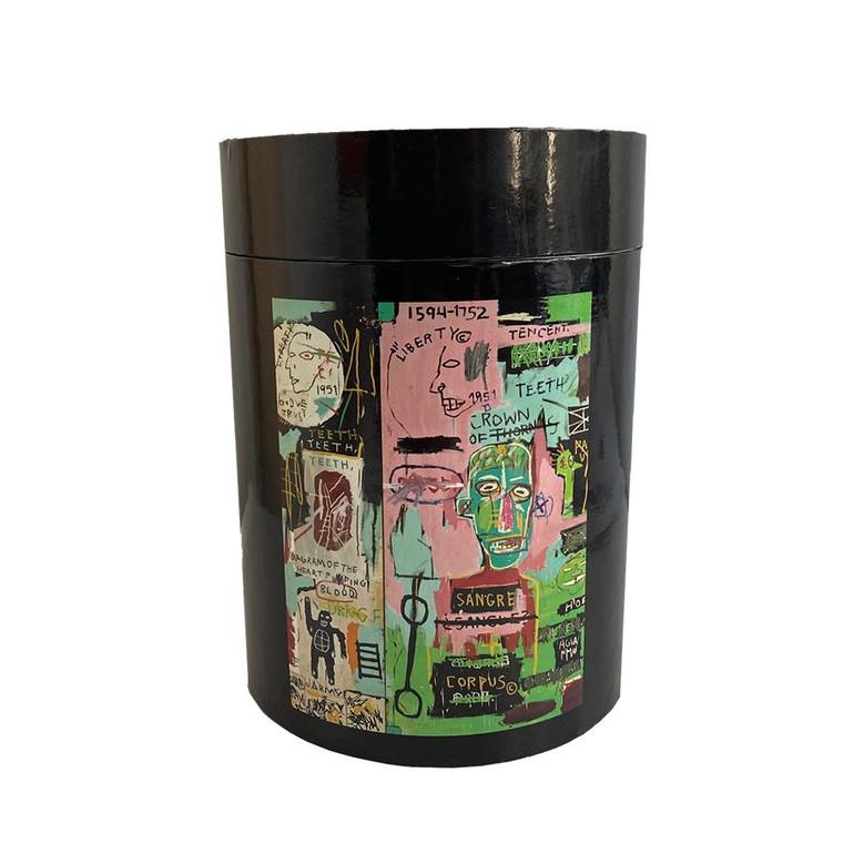Basquiat In Italian Puzzle