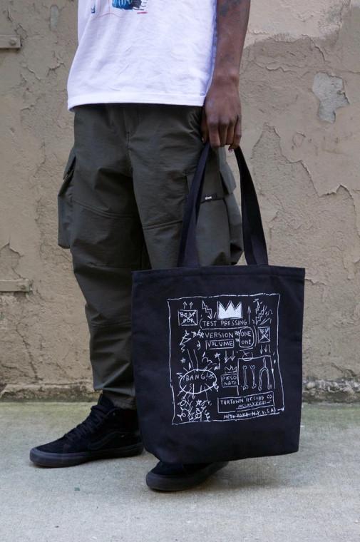 Basquiat Beat Bop Tote