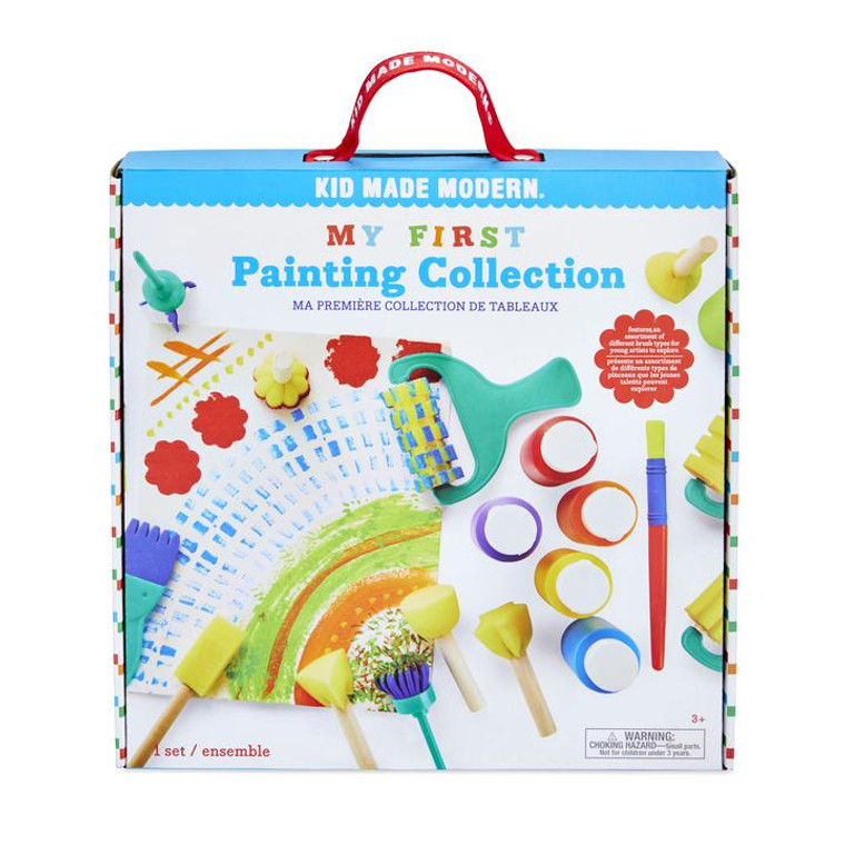 My First Painting Collection Kit