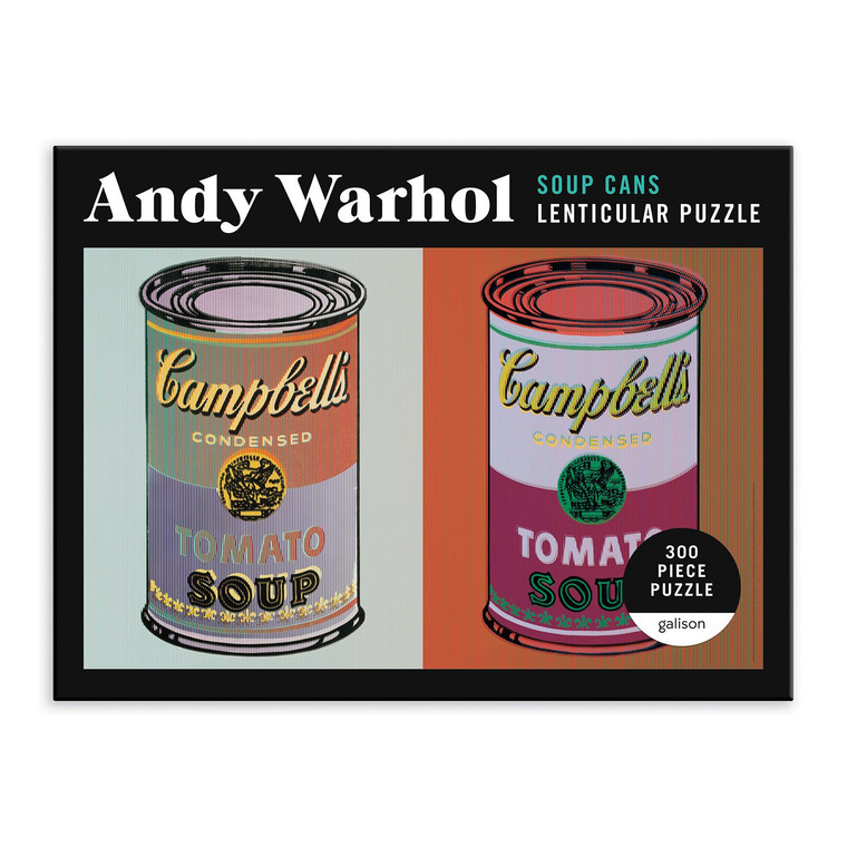 image of product box with two soup cans.