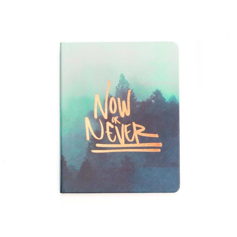 Now or Never Sketchbook