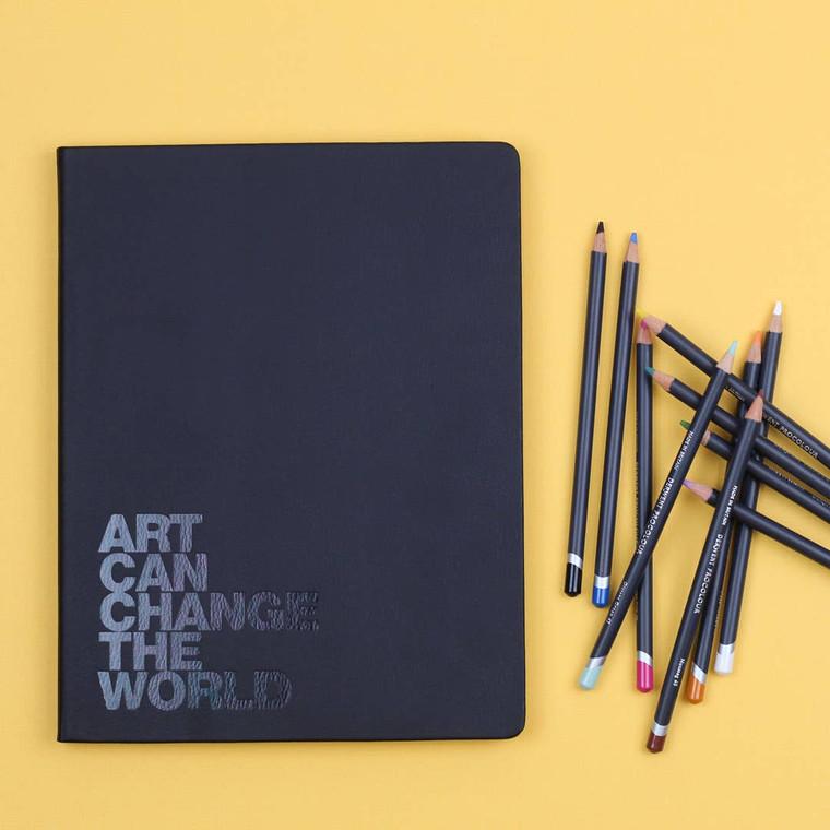 Art Can Change the World Sketchbook