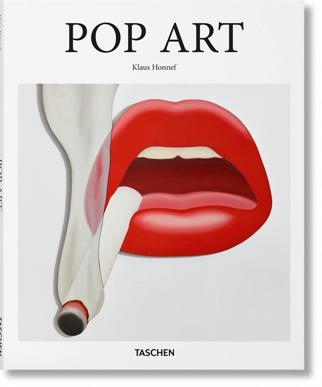 image of a book cover with colored image of red lips with a lit cigarette on a white background.
