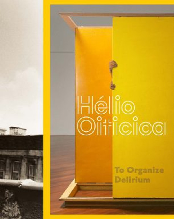 Accompanying the first full US retrospective of the Brazilian artist in over two decades, this volume captures the excitement, complexity, and performative nature of Hélio Oiticica's art.