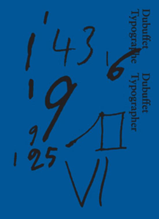 Dubuffet Typographer