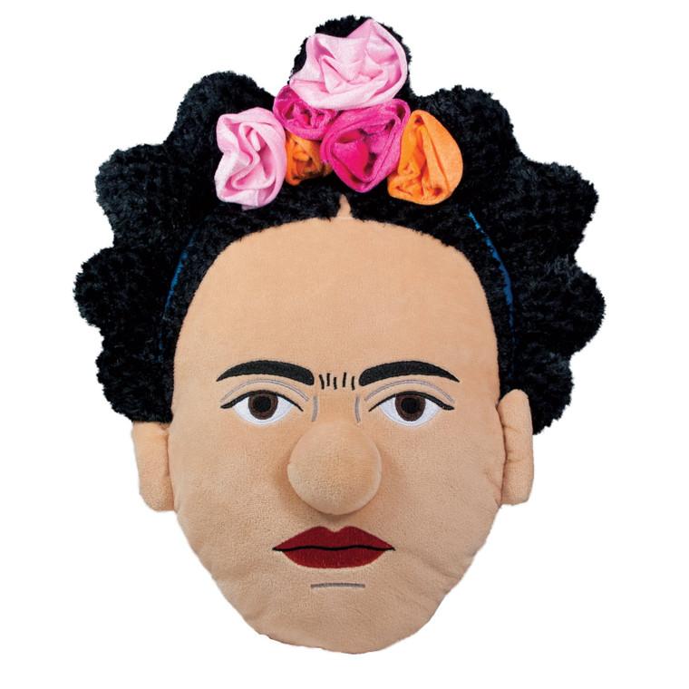 plush Frida Kahlo head
