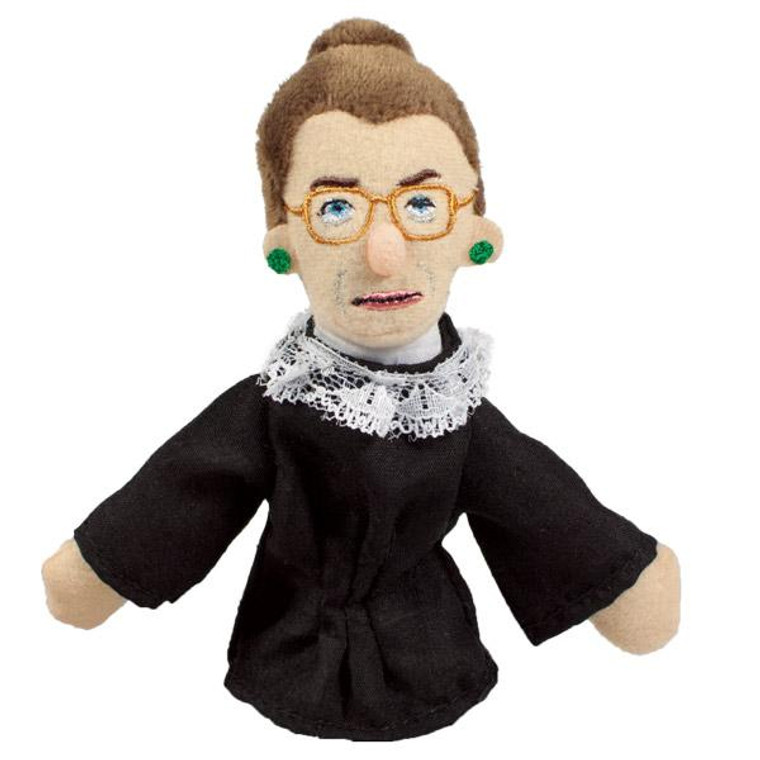 Ruth Bader Ginsburg Magnetic Puppet