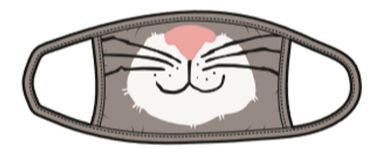 Cat Kids Mask