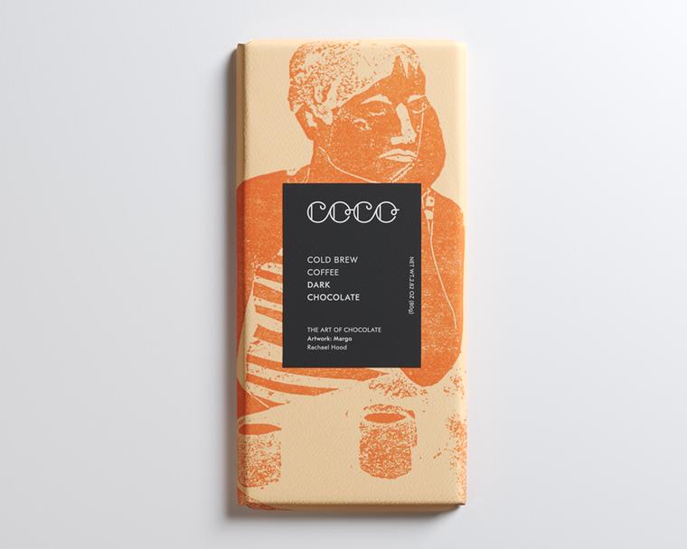 Cold Brew Chocolate Bar