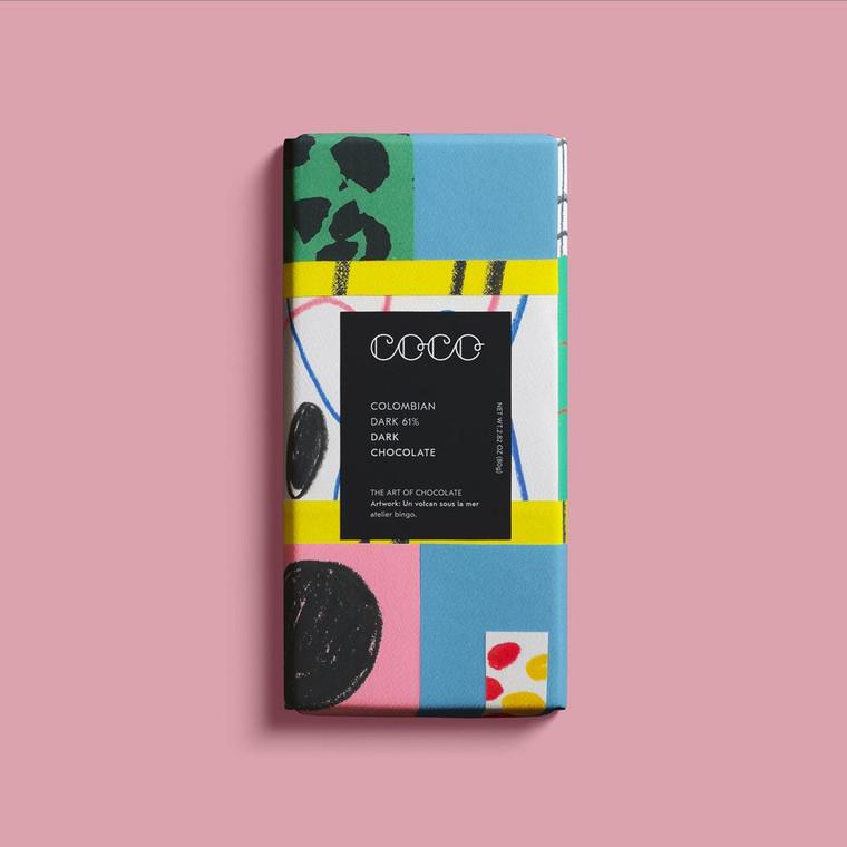 Colombian Dark Chocolate