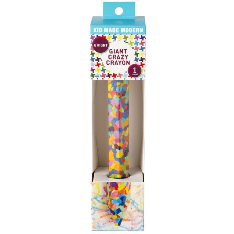 Giant Crazy Crayon Bright
