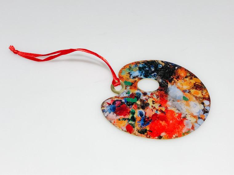 CMOA Artist Palette Ornament