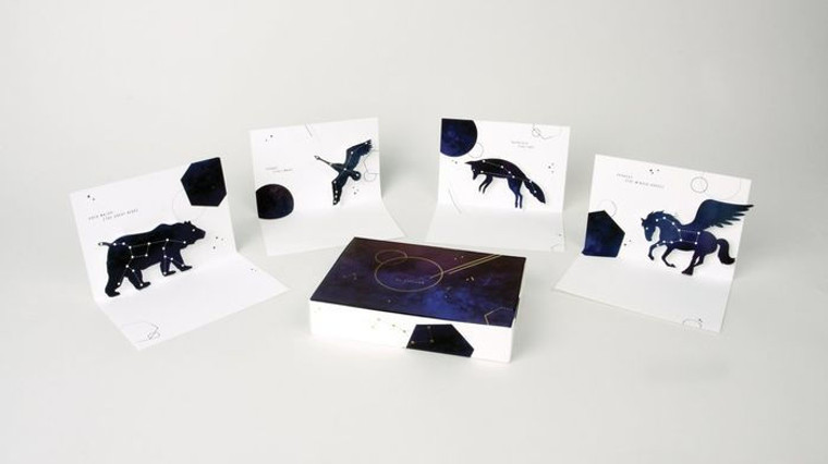 Constellation Boxed Cards