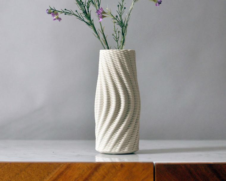 """Cylinder Vase - 8"""""""