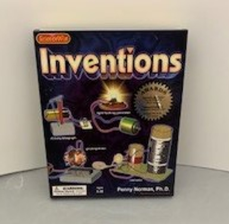 This image show a kit with information about what is included in the box.