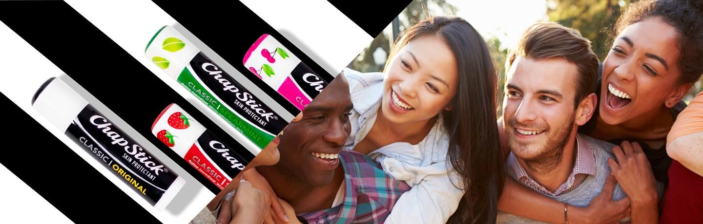 ChapStick®: America's Favorite Lip Care Brand.