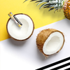 ChapStick® Aloha Coconut flavor lip balm, irresistible blend of coconut and pineapple.