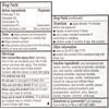 ChapStick® Sun Defense SPF 25 lip balm  Drug Facts label.