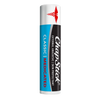 ChapStick® Medicated lip balm in blue and white with red writing 0.15-ounce tube.
