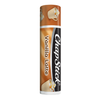 ChapStick® Vanilla Latte lip balm in 0.12oz brown tube.