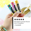 ChapStick® I Love Summer Collection Peaches & Cream lip balm limited summer edition