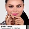 ChapStick® Total Hydration Moisture + Tint Flaunt It Fuchsia with raspberry seed + jojoba oils.
