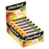 ChapStick® Tropical Paradise Mango Sunrise Lip Balm (0.15 ounce, box of 12).