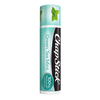 ChapStick® 100% Natural* Lip Butter Green Tea Mint flavor lip balm in aqua and white 0.15-ounce tube.