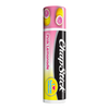 ChapStick® I Love Summer Collection Pink Lemonade lip balm in 0.12oz pink and yellow tube.