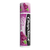 ChapStick® Juicy Grape lip balm in 0.12oz purple, green and white tube.