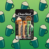 ChapStick® Coffee Collection includes Mint Mocha flavor.